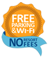 Free Parking & Wi-Fi! No Resort Fees