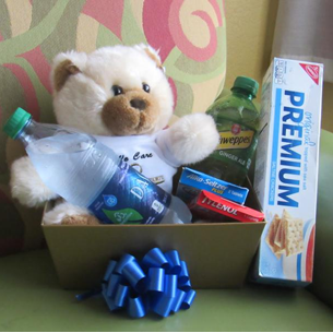 HOME SICK PACKAGE $40.00*