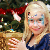christmas-face-paint