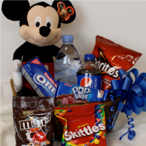 mickey mouse snack pack