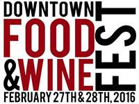 Downtown Food Wine festival
