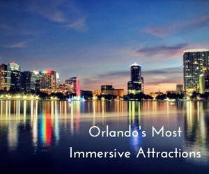 Orlando's Most Immersive Attractions