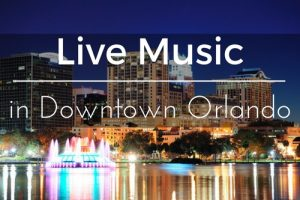downtown orlando music