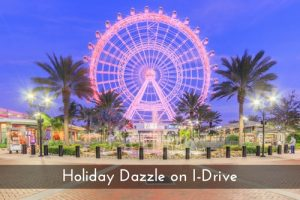 Holiday dazzle on I-Drive