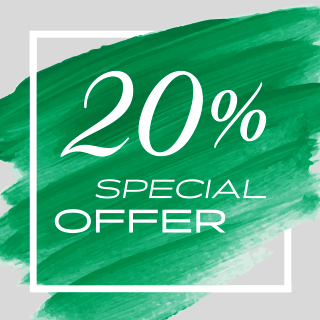 Spring Special 20% Off