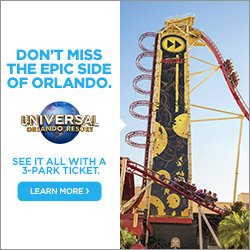 Don't Miss The Epic Side of Orlando. See It All With A 3-Park Ticket. Learn More at Universal Orlando Resort.